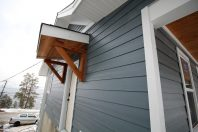 Peachland Carriage House and Home Build